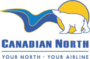 Canadian North Logo Vector