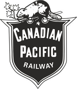 Canadian Pacific Railway Logo Vector