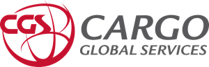 Cargo global services Logo Vector