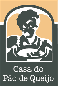 Casa do Pao de Queijo Logo Vector