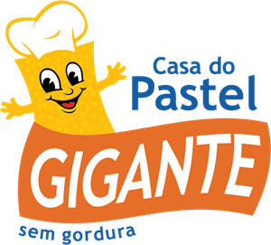 Casa do Pastel Gigante Logo Vector