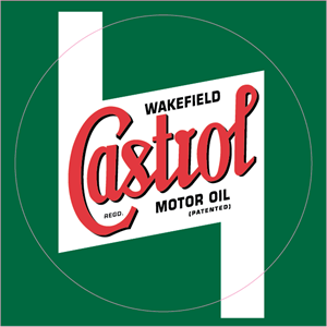 castrol wakefield logo vector eps free download