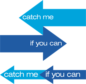 Catch Me If You Can Logo Vector