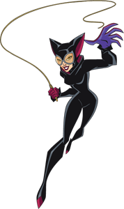 Catwoman Logo Vector EPS Free Download