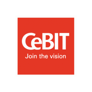 CeBIT Join the vision Logo Vector