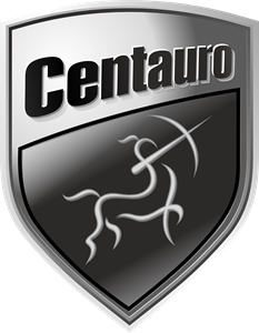 Centauro Security Logo Vector