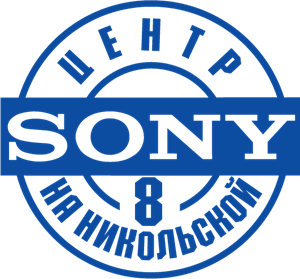 Center SONY Nikolskaya Logo Vector