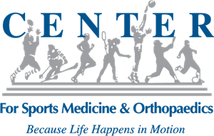 Center for Sports Medicine and Orthopaedics Logo Vector