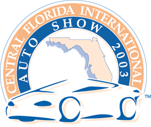 Central Florida International Auto Show Logo Vector