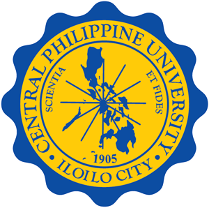 Central Philippine University Logo Vector