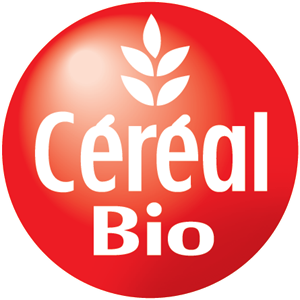 Cereal bio Logo Vector