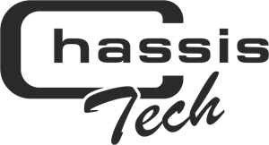 Chassis Tech Logo Vector