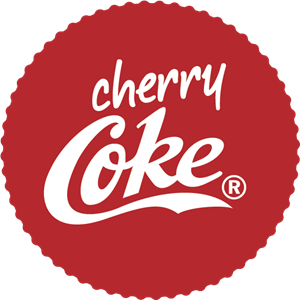 Cherry Coke Logo Vector