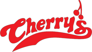 Cherry's Bar and Grill Logo Vector