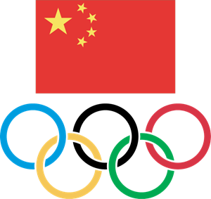 Chinese Olympic Committee Logo Vector