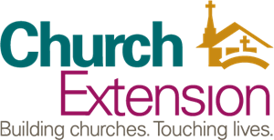 Church Extension Logo Vector
