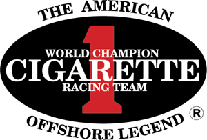 Cigarette Race Team, LLC Logo Vector