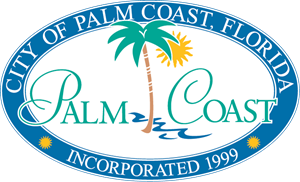 City of Palm Coast, Florida Logo Vector