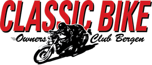 Classic Bike Owners Club Bergen Logo Vector