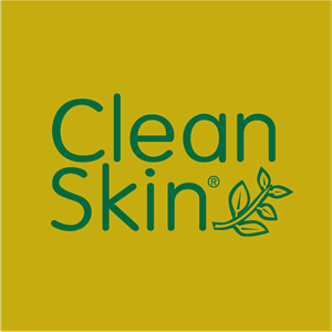 Clean Skin Logo Vector