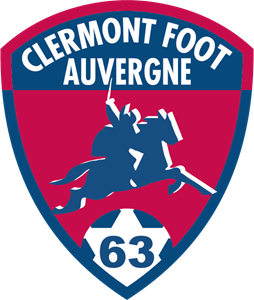 Clermont Foot Auvergne 63 Logo Vector
