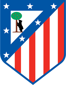 Club Atletico de Madrid Logo Vector