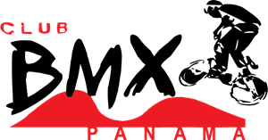 Club BMX Panama Logo Vector