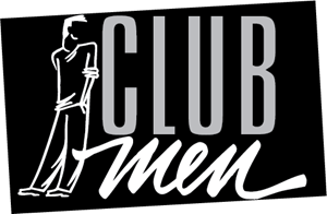 Club Men Logo Vector