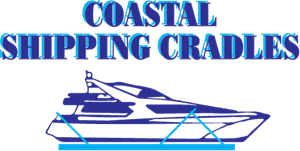 Coastal Shipping Cradles Logo Vector