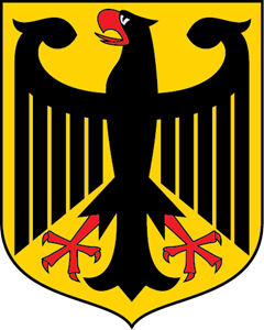 Coat of Arms of Germany Logo Vector