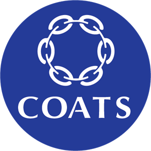 Coats Logo Vector