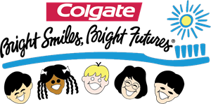 Colgate Bright Smiles Bright Futures Logo Vector