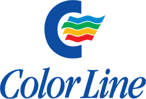 Color Line Logo Vector