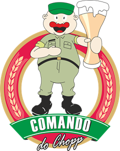 Comando do Chopp Logo Vector