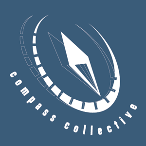 Compass Collective Logo Vector