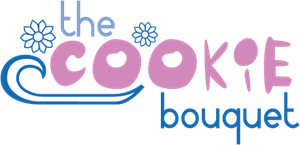 Cookie Bouquet Logo Vector