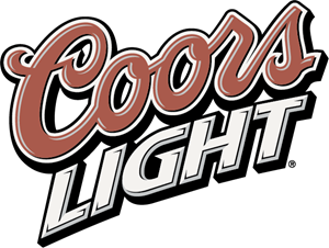 Coors Light Slant Logo Vector