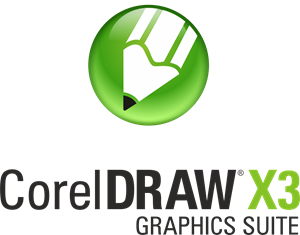 Corel X3 Graphic Suite Logo Vector