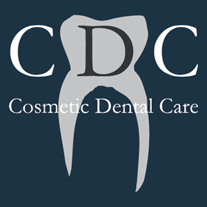 Cosmetic Dental Care Logo Vector