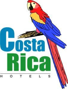 Costa Rica Hotels Logo Vector