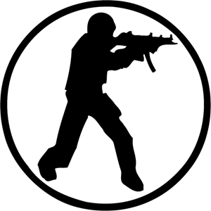 Counter-Strike Logo Vector