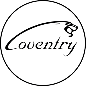Coventry Wheels Logo Vector