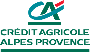 Credit Agricole Alpes Provence Logo Vector