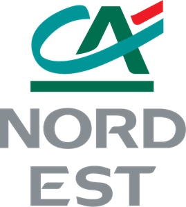 Credit Agricole Nord Est Logo Vector