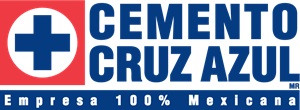 Cruz Azul 100% Mexicana Logo Vector