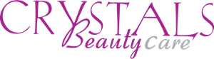 Crystals Beauty Care Logo Vector