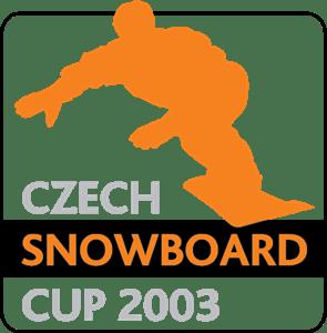 a4f45c178922 Czech Snowboard Cup 2003 Logo. Format  EPS. Download  220