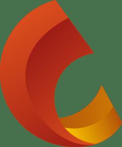 C Big Letter Logo Vector Ai Free Download