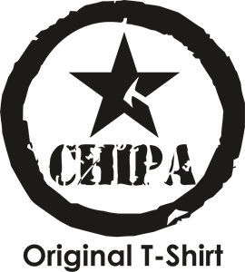 cHIPA Original T-Shirt Logo Vector