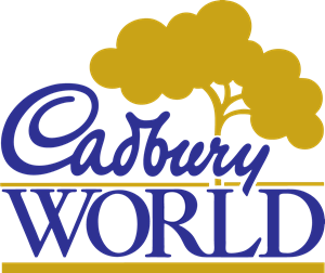 Cadbury World Logo Vector